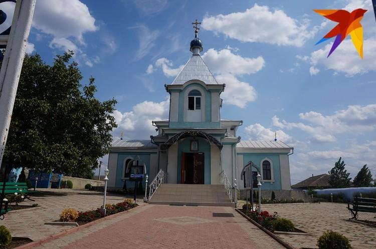 Церковь, которой больше 100 лет, тоже отреставрировали