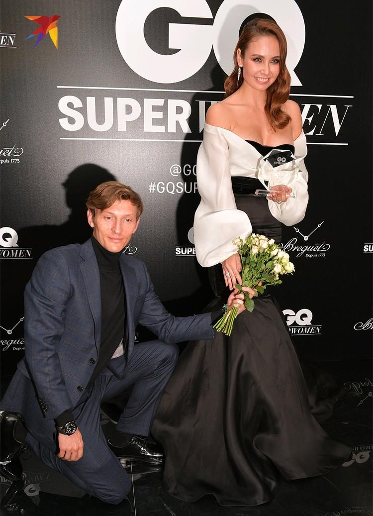 Павел Воля и Ляйсан Утяшева поженились семь лет назад.