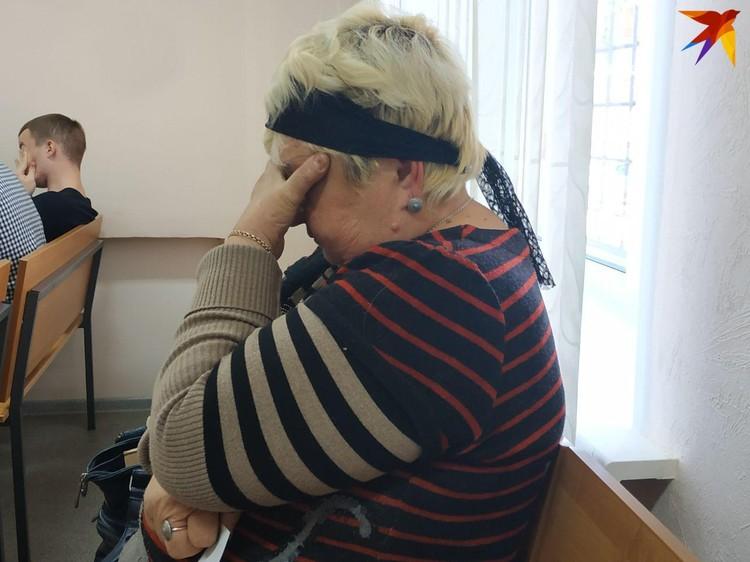 Мать погибшего Романа Малышева не видит причин прощать полицейских, забивших до смерти ее сына