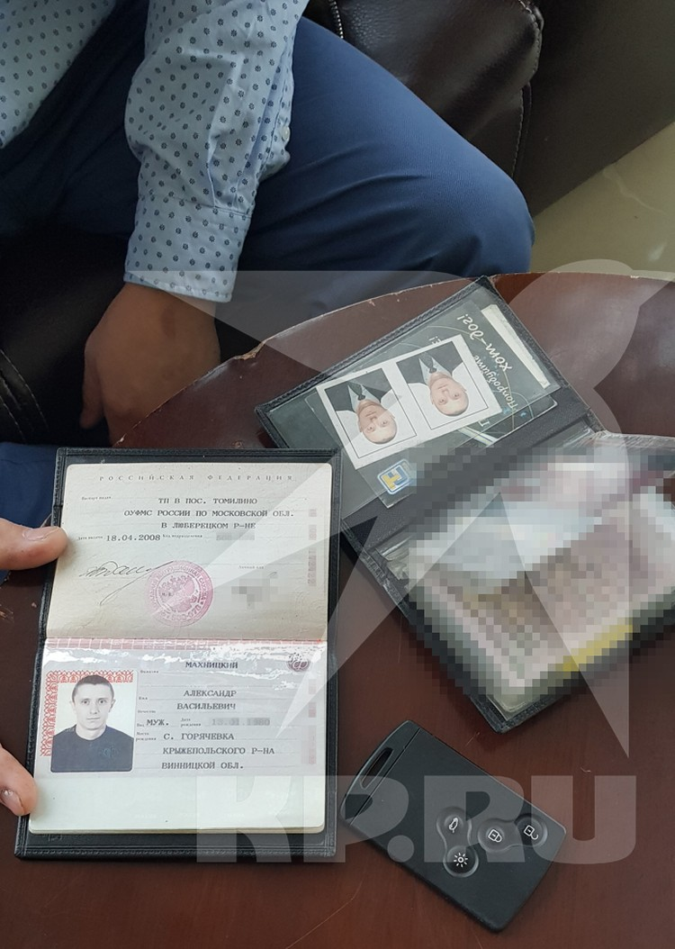 """Александр, которого полицейские называли """"хохлом"""", давно получил гражданство России"""
