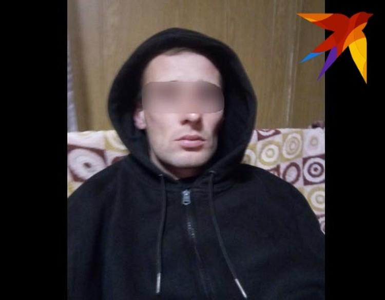 Подозреваемый Михаил Туватин. Фото соцсетей