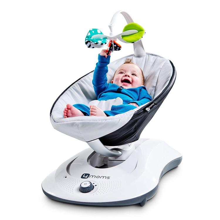 Оксана Акиньшина выставила на продажу электронные качельки для младенца. Фото: Avito.ru