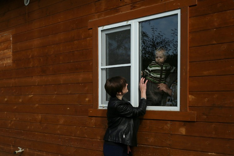 Ирина Зубкова построила в СНТ дом, но до сих пор не уверена в своем будущем.