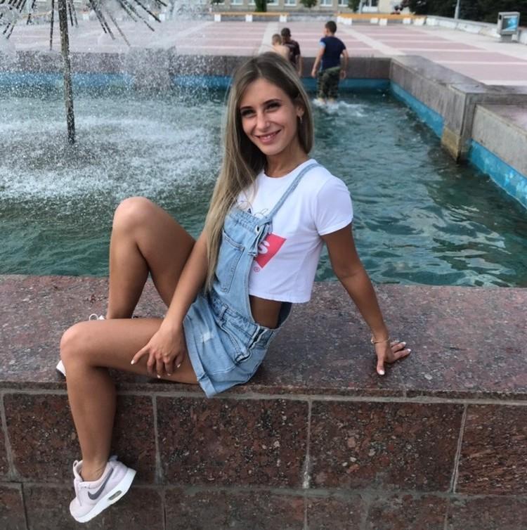 """Фото: личная страница пропавшей в """"ВКонтакте"""""""