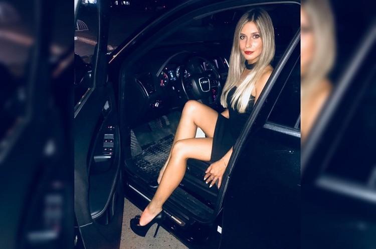 Ксения купила Audi полтора года назад. Фото: СОЦСЕТИ