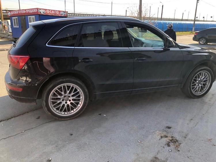 Ауди Ксении троица продала всего за 350 тысяч рублей. Фото: СУ СКР по Свердловской области.