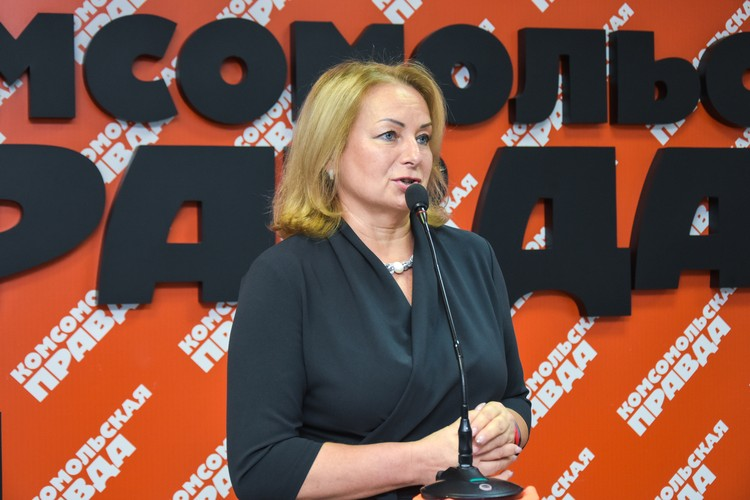 Галина Попова отметила, что право выбрать лучшую клинику и доктора отдали новосибирцам.