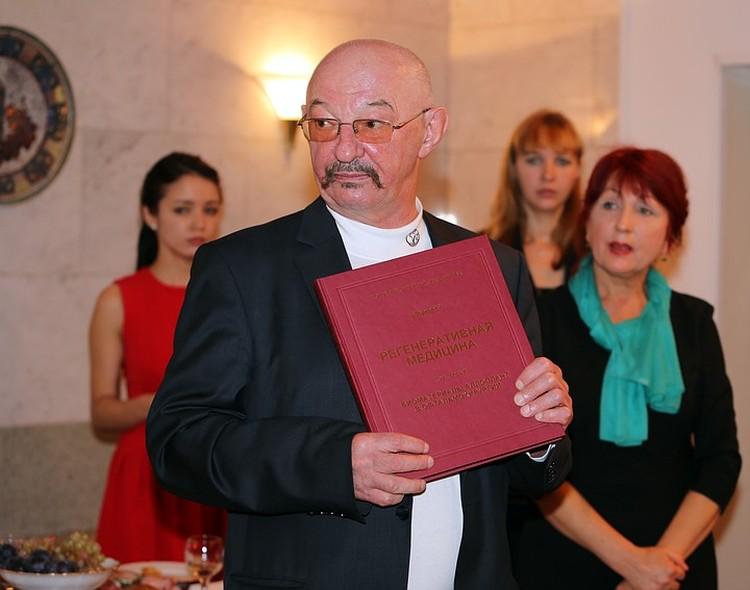 Профессор Эрнст Мулдашев - учитель и наставник.