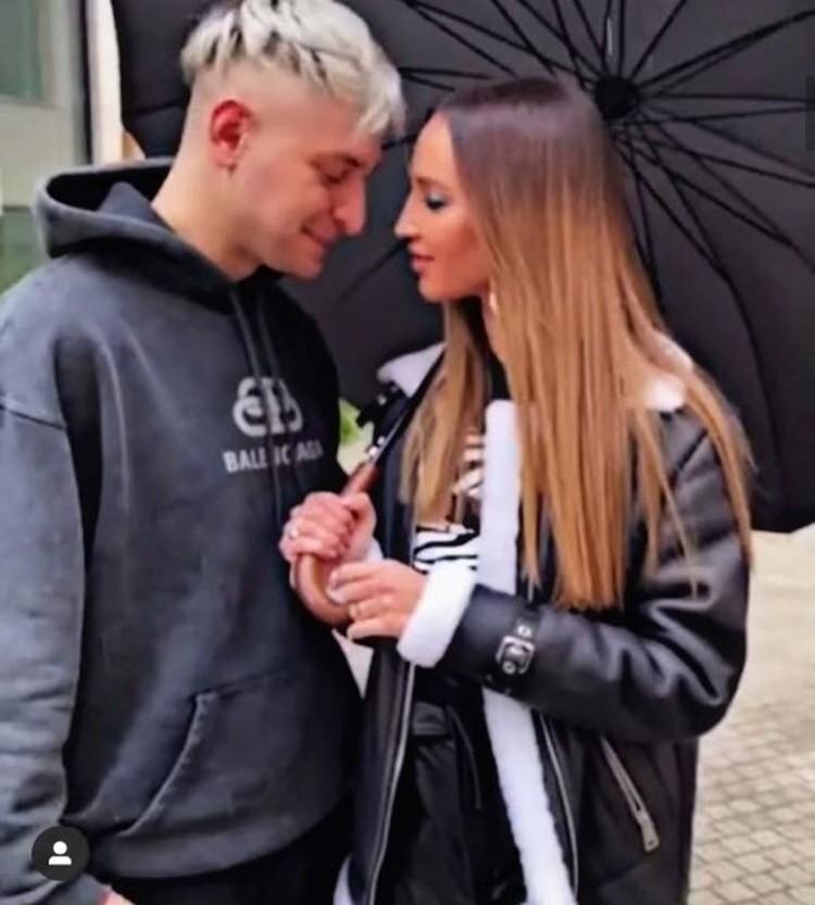 В соцсетях Даву и Олю Бузову уже почти поженили. Фото: https: www.instagram.com/dava_m/