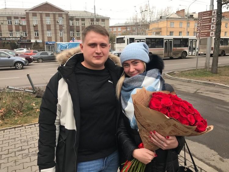 Пожениться влюбленные планируют летом Фото: Владислав Беклемищев