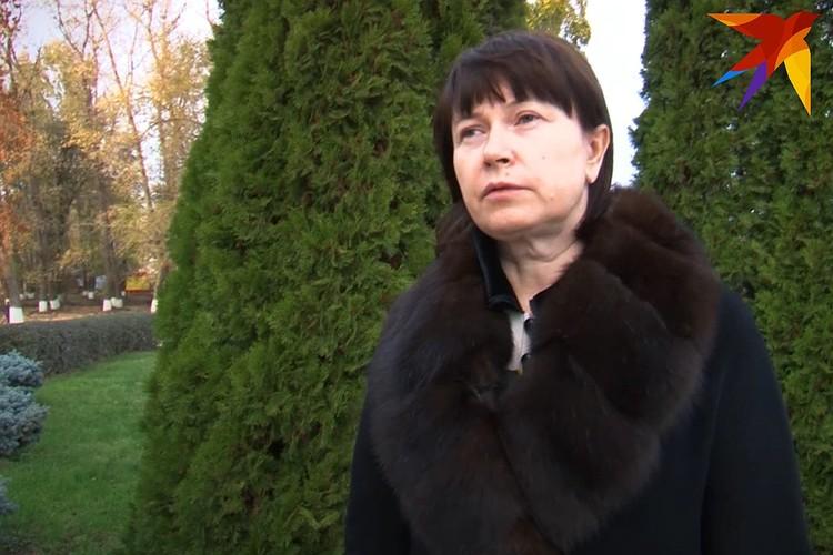 Бывшая жена Вячеслава Цеповяза Наталья Стришняя