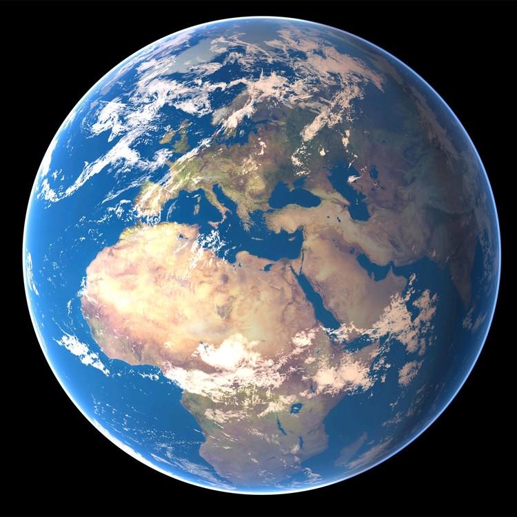 Земля – живой организм, а у живого есть пульс.