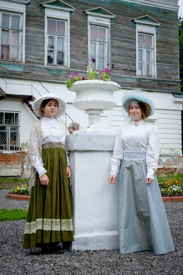 Фестиваль дворянской культуры стал уже традиционным в Спасском-Куркино Фото: vk.com/kurkino_estate