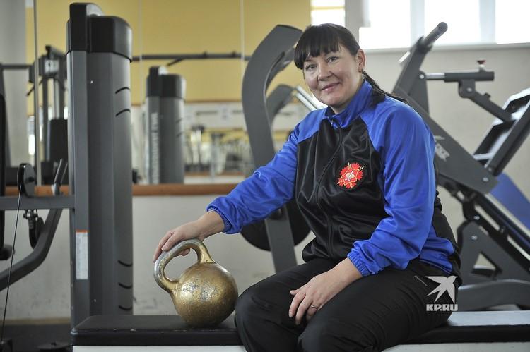 Мастером спорта Евдокия стала уже в 16 лет