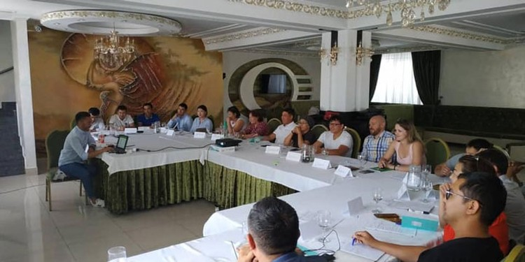 Участники программы стартапов в обязательном порядке прошли обучение.