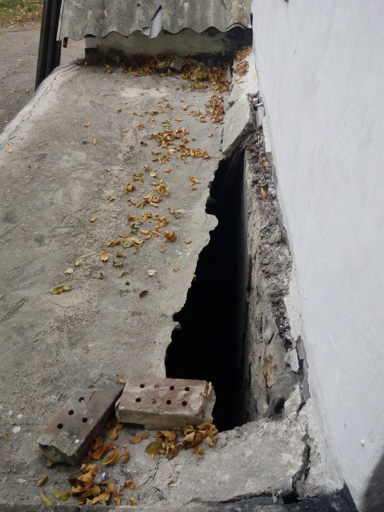 Жители Макеевки стали заложниками подземных толчков