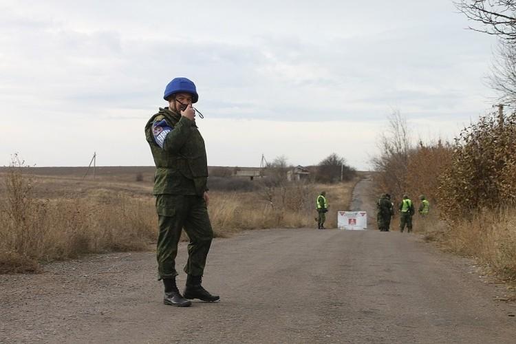 Украинские военные неоднократно саботировали процесс отвода войск