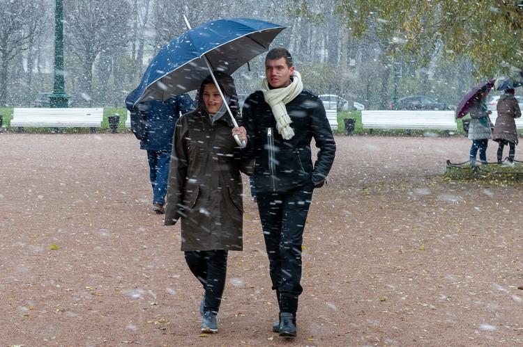 После 20 ноября в Петербурге похолодает.