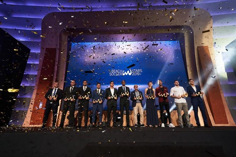Награду Чужков получил с третьей попытки. Фото: BSRussia.com.