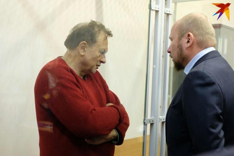 Соколов предупредил суд, что не оставит попытки суицида.