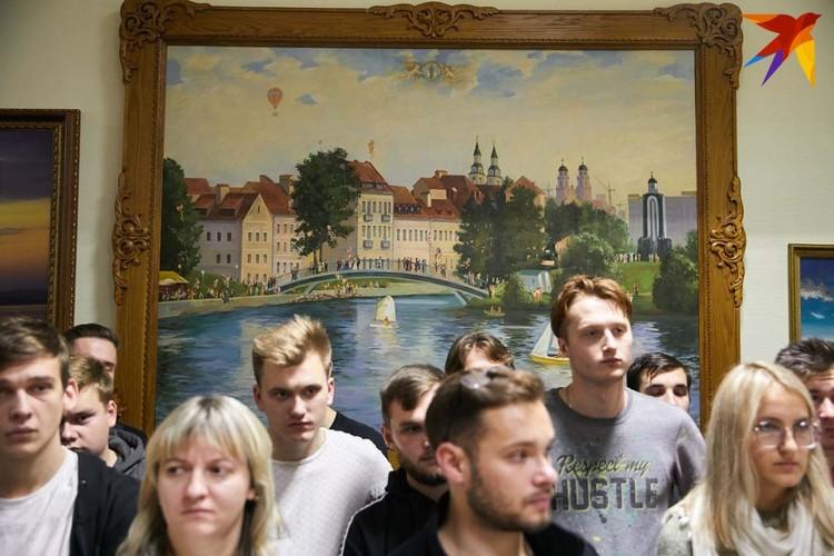 Cтуденты хотят продолжать учебу в МИУ