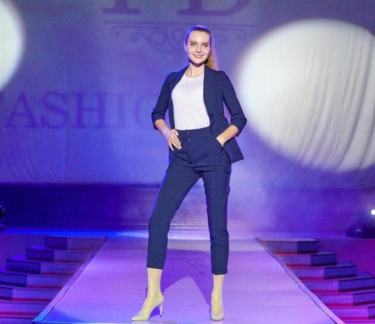 Участница конкурса «Мисс Кузбасс 2019» Анастасия Зобова. ФОТО: из личного архива героини публикации.
