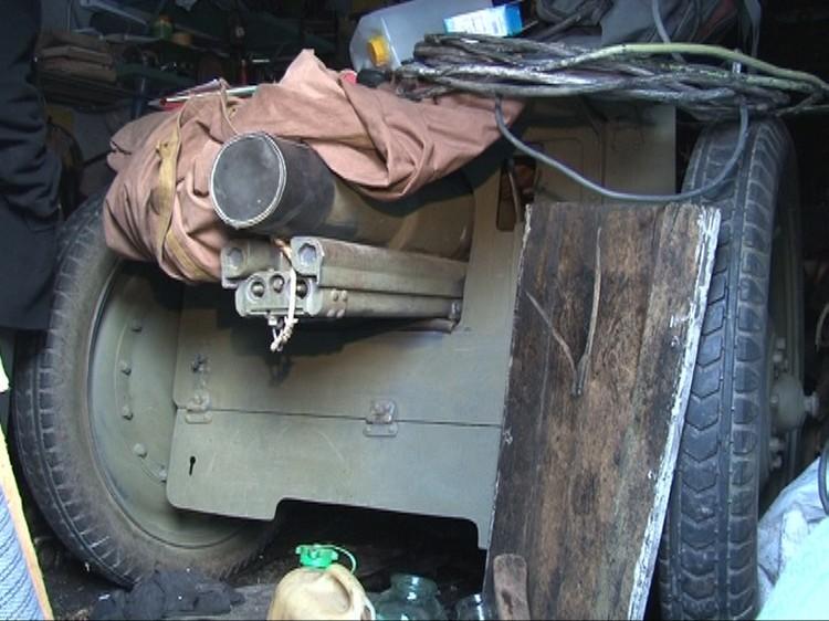 Коллекционер действительно хранил оружие, но был другим Соколовым Фото: МВД РФ