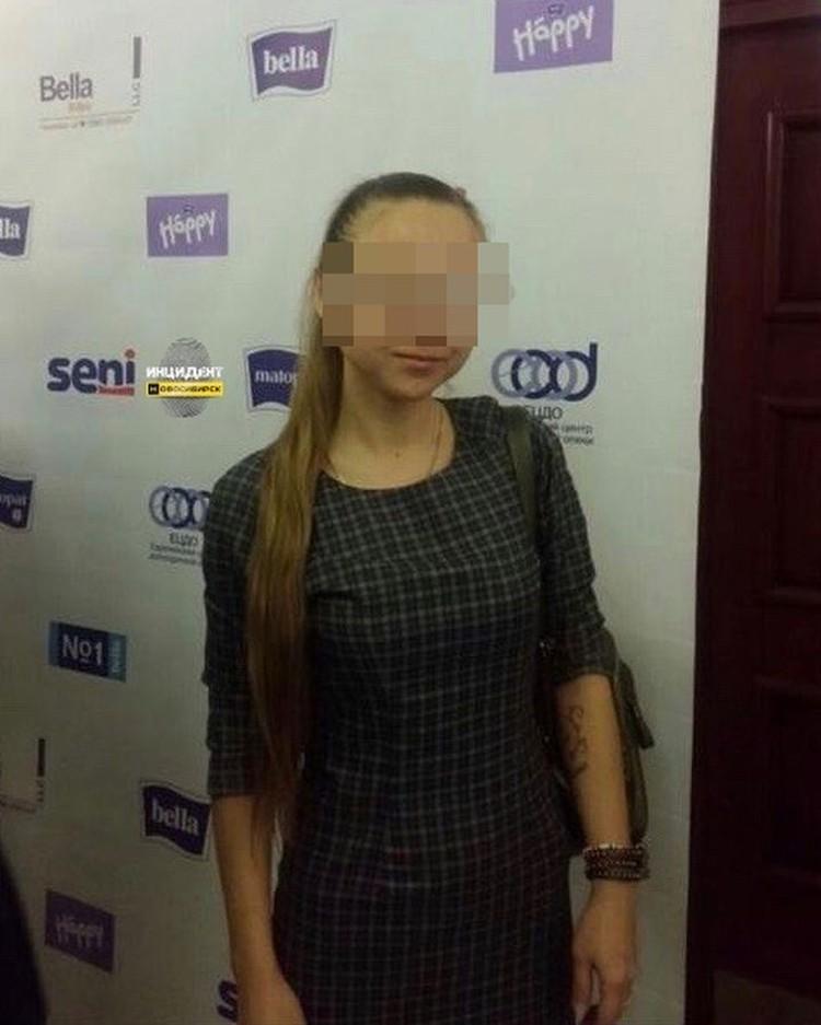 Эту женщину мама Миланы обвинила в травле дочки. Фото: «Инцидент Новосибирск».
