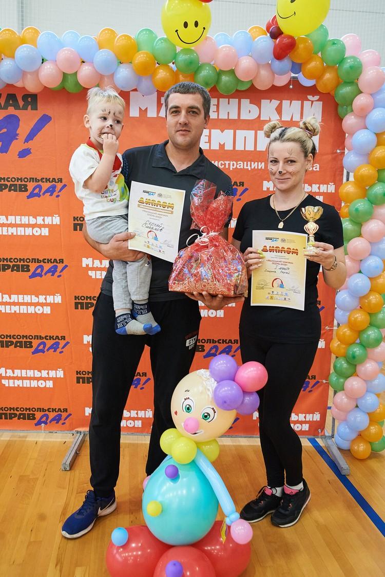 Серёжа Смирнов стал абсолютным чемпионом осенних забегов.