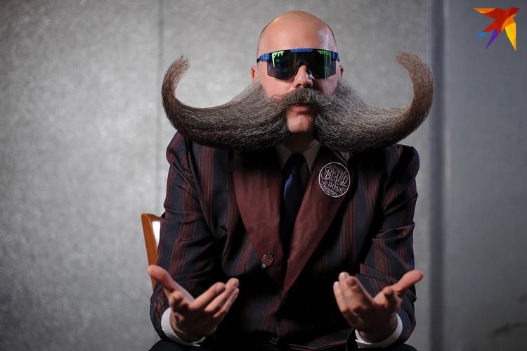 В США прошел «Национальный чемпионат бород и усов 2019»