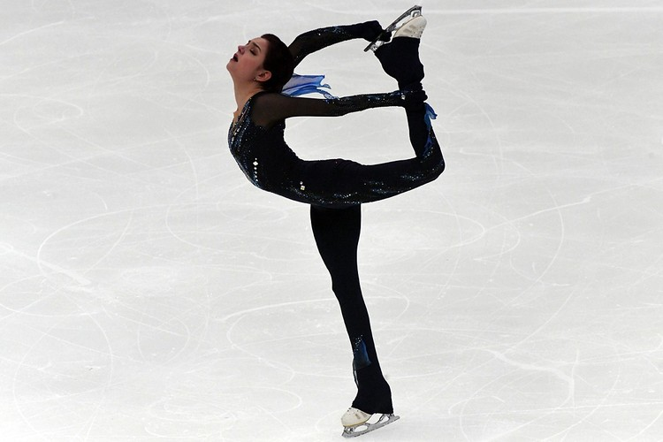 Евгения Медведева в финал не попала