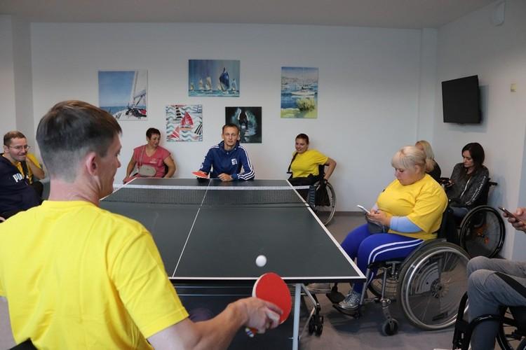 В Нижнем Новгороде людям с инвалидностью помогают заниматься спортом, выезжать на соревнования Фото: Инватур
