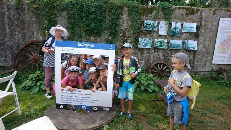 """С каждым годом на Балтийскую косу приезжает все больше туристов Фото: """"Старый люнет"""""""