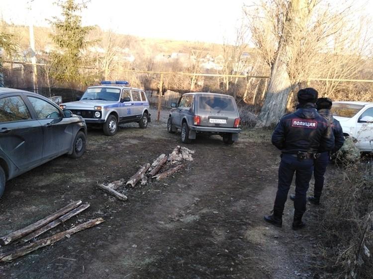 В розыске задействованы правоохранители