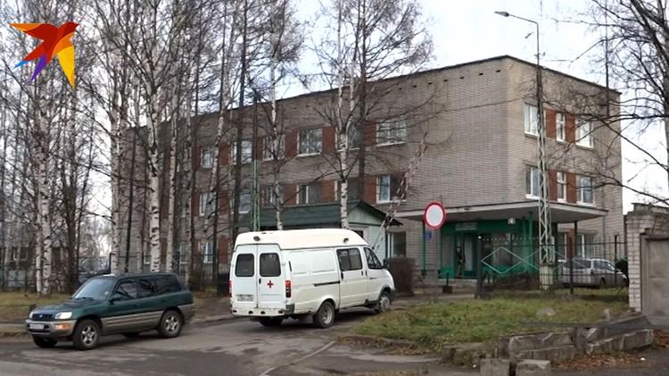 Станция скорой помощи города Петрозаводска