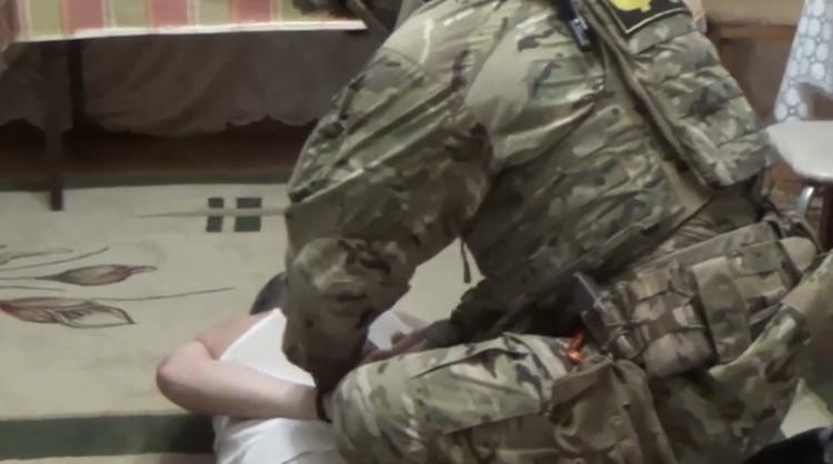 Все обвиняемые в преступлении оказались уроженцами государств Центрально-Азиатского региона. Фото: Оперативная съемка ФСБ России