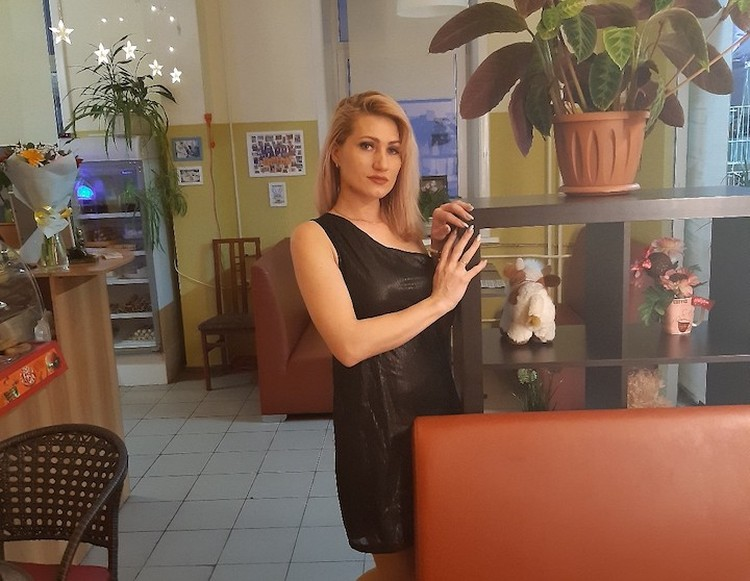 Анастасия влюбилась в Бантика с первого взгляда. Фото: Анастасия Минченко