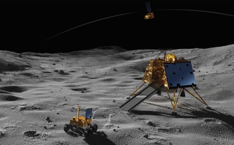 Не сбылась мечта индусов покорить Луну.
