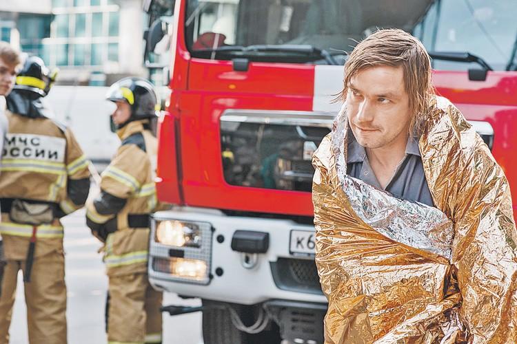 Герой Александра Петрова во «Вторжении» переживет метаморфозу: таким зрители актера не видели еще никогда. Фото: Кадр из фильма