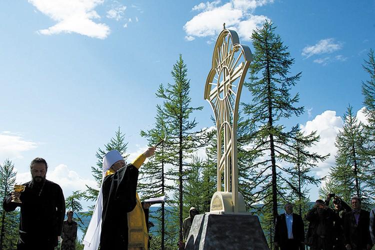 Озеро Виви. Фото: Красноярская епархия