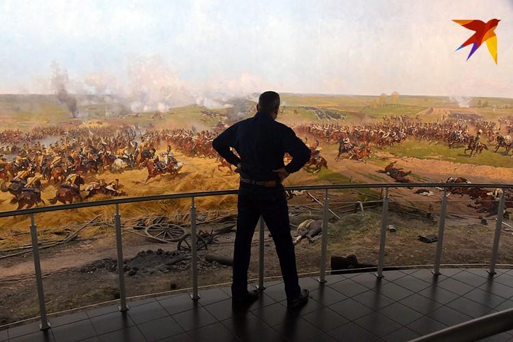 Музей-панорама Бородинская битва открылся после двухлетнего перерыва