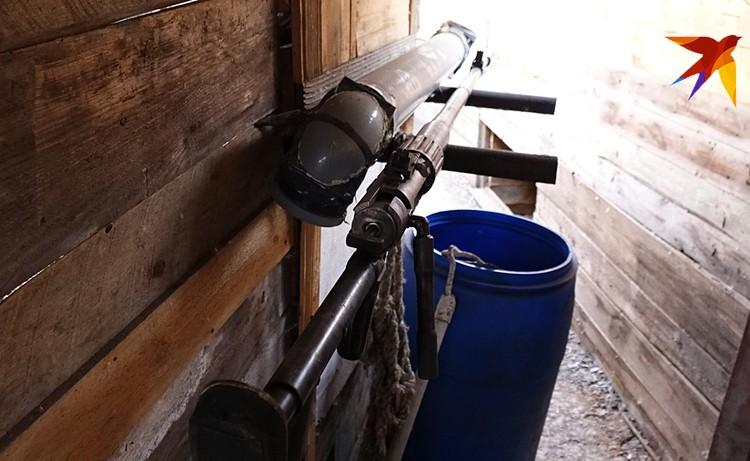 «Дончанка» - крупнокалиберная снайперская винтовка местного производства