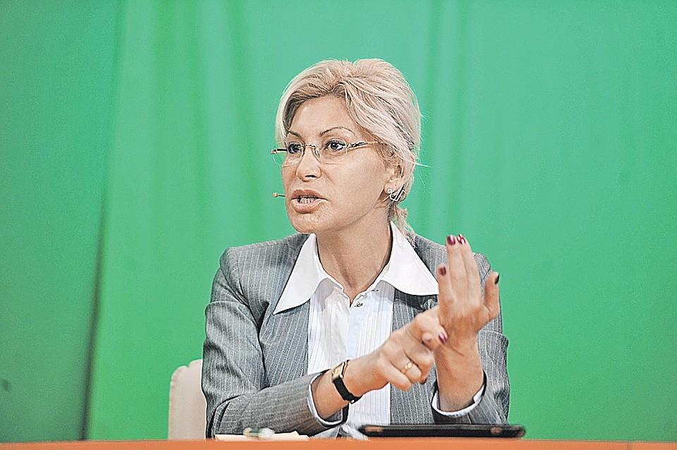 Людмила Айвар. Фото: Евгения ГУСЕВА
