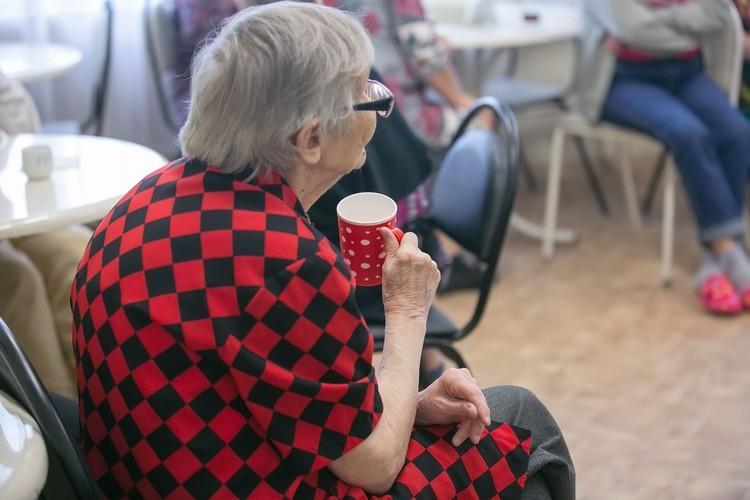 """В центре живут пожилые люди 55-60 лет и больше. Фото: Архив движения """"Даниловцы"""""""