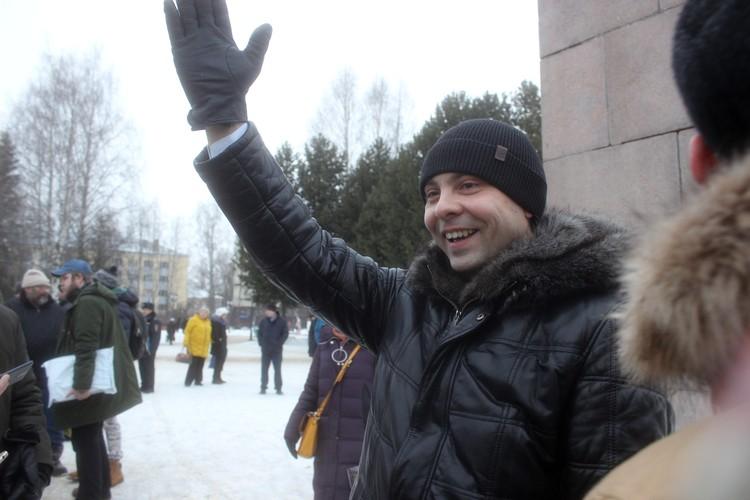 Олег Михайлов рассказал, почему митинга не будет