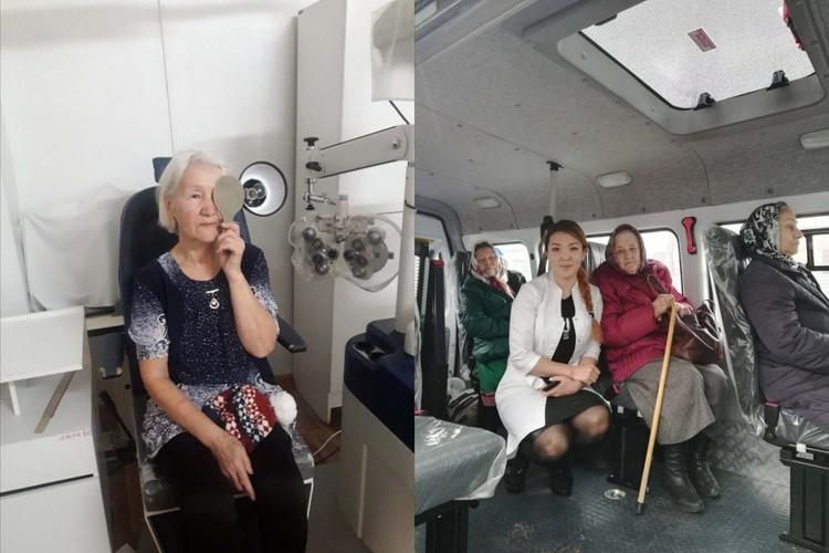 Гражданам пожилого возраста, проживающим в сельской местности, проще и доступнее получать специализированную медицинскую помощь. Фото с сайта fgbsr.ru