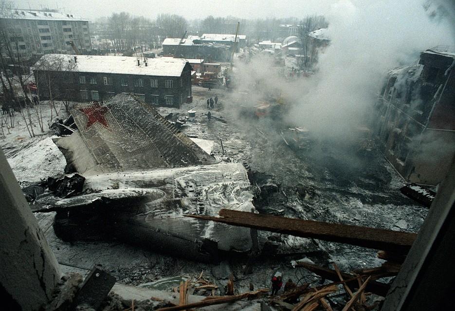 Падение руслана иркутск фото где это было