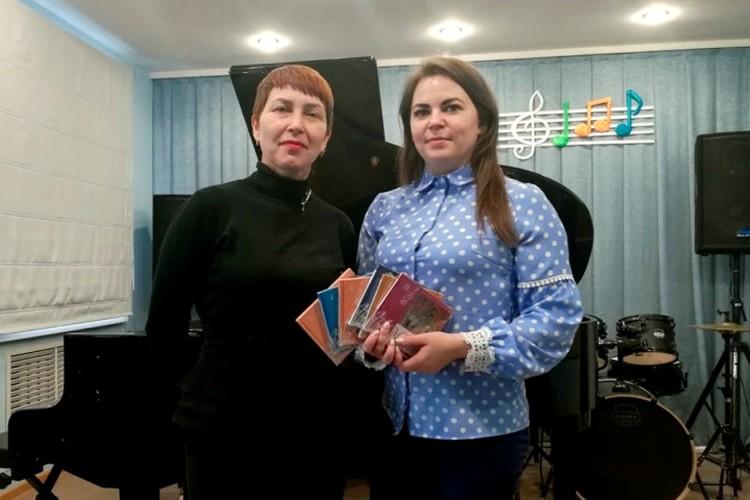 Медиахолдинг «Кузбасс» сделал подарки одаренным детям.