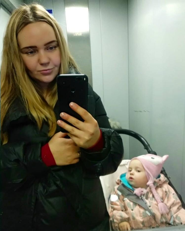 Катерина Чаликян не смогла пройти мимо дедушки, просящего милостыню. Фото из личного архива