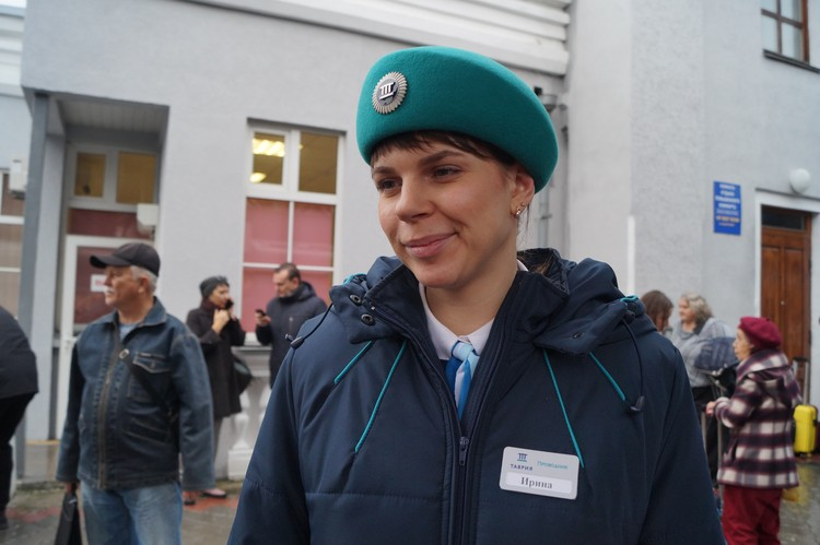Проводница Ирина работала в 12-м вагоне